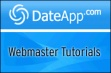 DateApp Offers Free Webmaster Tutorials