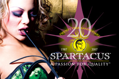 Spartacus Expands Distribution in Germany, Australia, U.K.