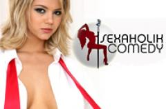Ashlynn Brooke in 'Sexaholik Comedy' at Hollywood Improv Tonight