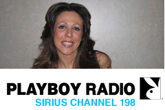 Amy Fisher on Playboy Radio Tonight