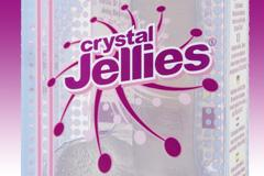 Doc Johnson Offers Ballsy Cock Crystal Jellies
