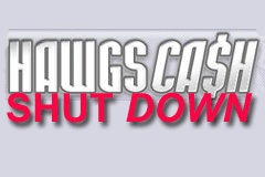 Citing 2257 Problems, HawgsCash Shuts Down