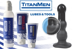 Titan, Doc Johnson and pjur Team Up for New Lube Line