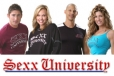 Sexx University Offers Clothing Collection