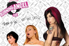 BurningAngel.com Launches Redesigned Website