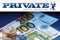 Private Media Group Reports 1st Quarter 2008 Results