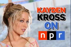 Kayden Kross Quoted on NPR News Show