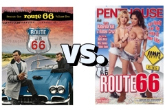 'Route 66' TV Show Owner Suing Penthouse Over 'Route 66' Video