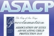 ASACP Day Proclaimed in San Diego