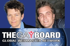 Cybersocket Taps DoubleStrick to Manage The Gay Board