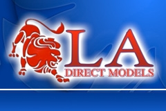 LA Direct Models Unveils Mobile Website