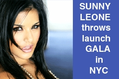 Sunny Leone Launches SunLust Pictures With N.Y. Bash