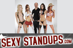 SexyStandups.Com Offering Life-Size Cardboard Adult Stars