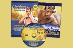 CorbinFisher.com Goes to DVD Market with Top Model Lucas